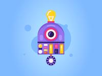 Cute Robot #3