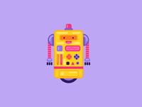 Cute Robot  #4