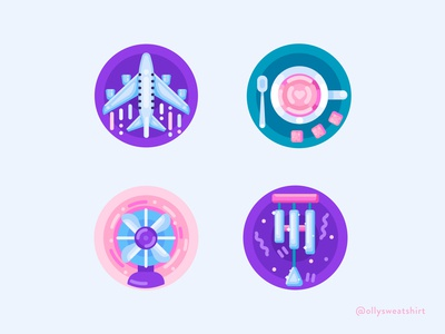 Sounds Collection Icons
