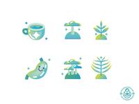 Teo Nan Icons