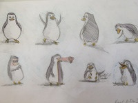 Search penguin character