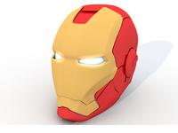 Iron Man Dribbble
