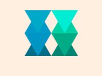 Color triangle search