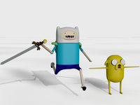 Riggins Finn - Adventure Time