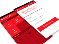 Iberia airline android app