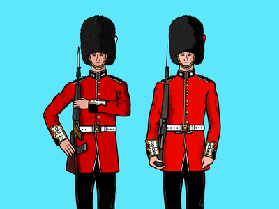 Grenadier and Coldstream Guards