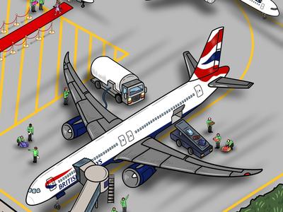 British Airways - Now Boarding