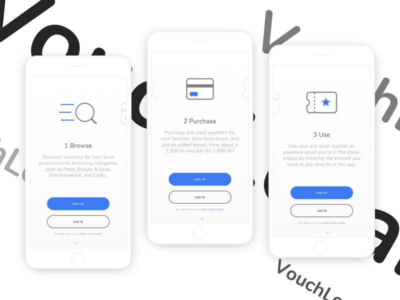 Payment voucher app