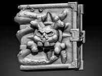 Zbrush 1st Sculpt