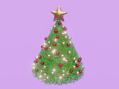 Merry Christmas blender3d 3d blender b3d 3dmodeling