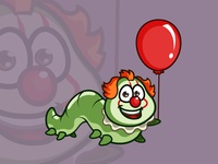 Worm the Clown