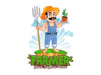Terracotta Pot Farmer
