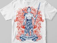 Airlangga Remaja Tshirt