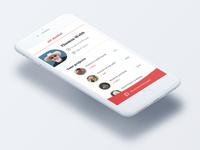 Daily UI - 06 User Profile