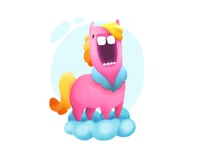Pink Nibbler