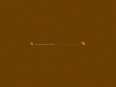 Zoom Level UI Element