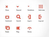 Tiny Icons for Retina
