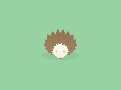 Hedgehog Illustration hedgehog illustration cute