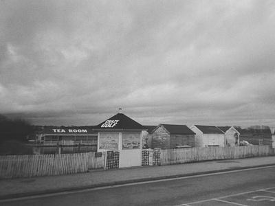 Southwold prints 35mm southwold uk beach coast black and white photography