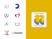 LogoLounge 12 Book - Submitted logos