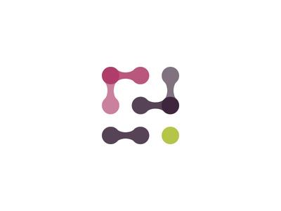 CW logo dots
