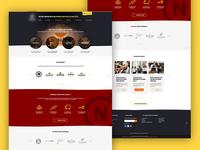 Beer Webdesign