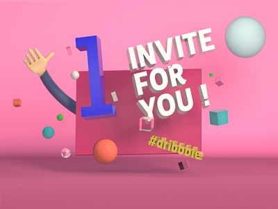 #1 Invite for you !!