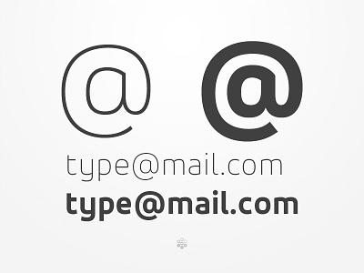 @ typeface type design sone soneritype font letter character glyph