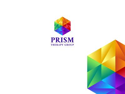 Logo Design for Prism Therapy Group logo design logo
