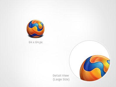 Custom Browser Icon custom browser icon