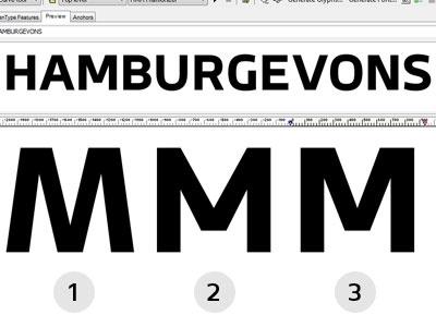 Sone Typeface Update in Progress sone typeface design soneri type font soneritype character glyph