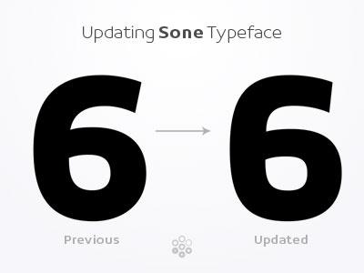 6 - Sone Typeface Update in Progress typeface type design sone soneritype font letter character glyph