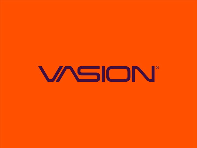 Vasion type design experimental design wordmark editorial experimental photography logo graphic design design typography brand identity branding