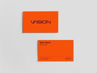 Vasion type design experimental design wordmark editorial experimental photography logo graphic design design typography brand identity
