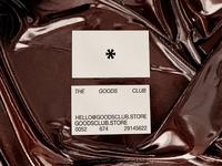 RYNN – Metallic Business Card Mockup