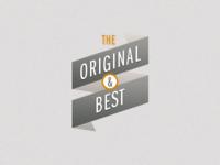 Original & Best