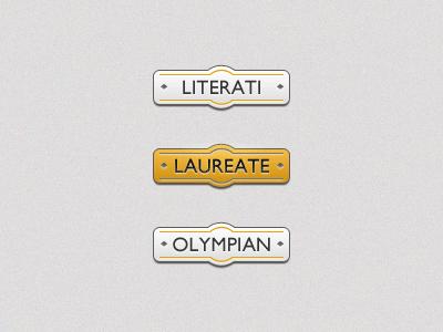 Member Badges badges