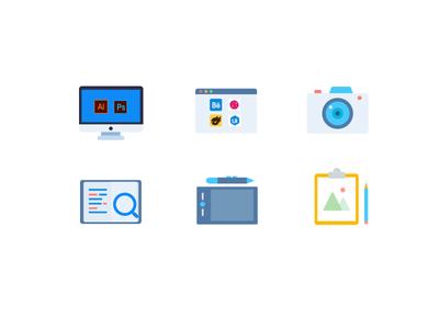 Design class icons