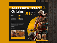 Assassin's Creed: Origins SQUARE Page