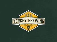 Yergey Brewing Main Logo