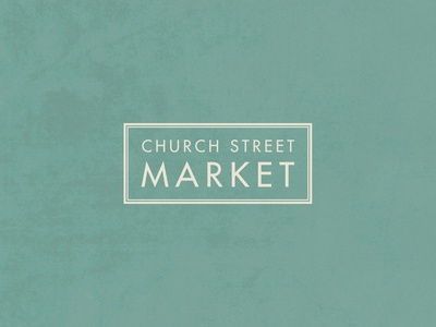 Church Street Market - Final Logo