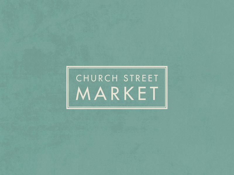 Church Street Market - Final Logo bethlehem market logo