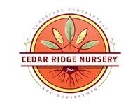Cedar Ridge Nursery, Inc.