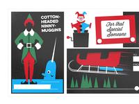 Xmas Gift Labels 2014 (part 2)