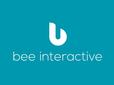Bee Interactive, digital agency logo