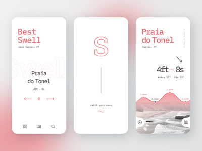 Swell App product