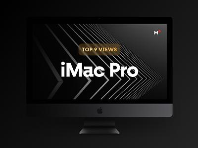 Top 9 iMac Pro Mockups top views device mockups ios imac pro imac mockup logo mockups iphone presentation apple 360mockups