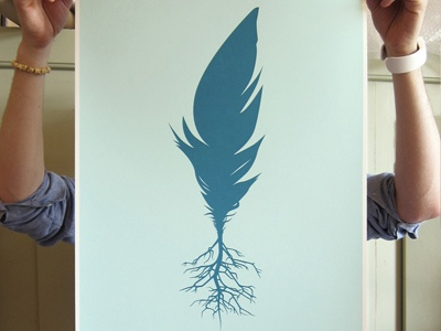 Feather Root