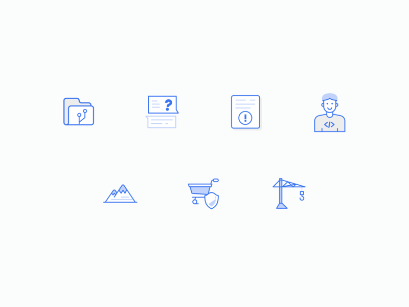 Solidus Icon Set platform icon set icons icon design e-commerce ecommerce