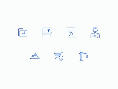 Solidus Icon Set platform icon set icons icon design e-commerce ecommerce